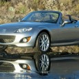 "Spring at the wheel of Mazda's Special Edition MX-5 Miata PRHT It was in 1955 that Thomas Wolf wrote the music and Frances Landesman the lyrics to ""Spring Can Really..."