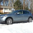 """The """"I am an auto reviewer"""" lede for the 2016 QX50 is that Infiniti has has added 3.2 inches to its wheelbase. The stretch finally gives the QX50 the rear […]"""